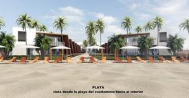 Exclusivo y Moderno Condominio de Playa